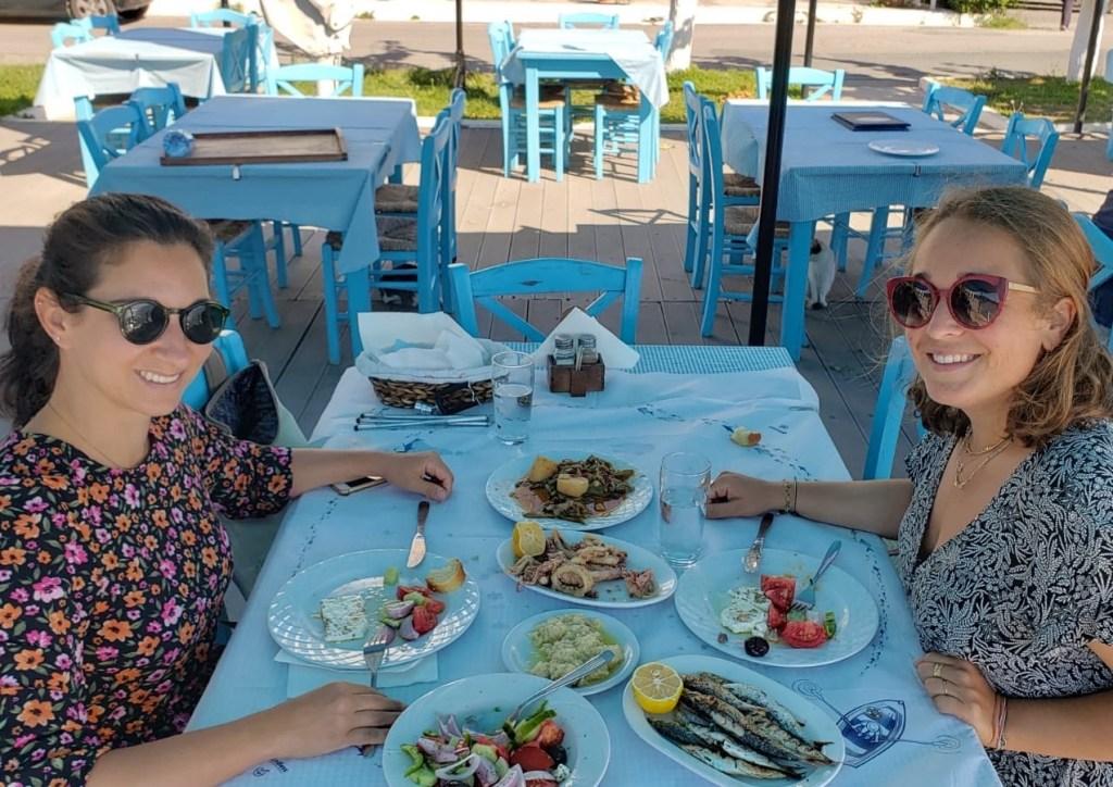 spécialités greques taverne traditionnelle