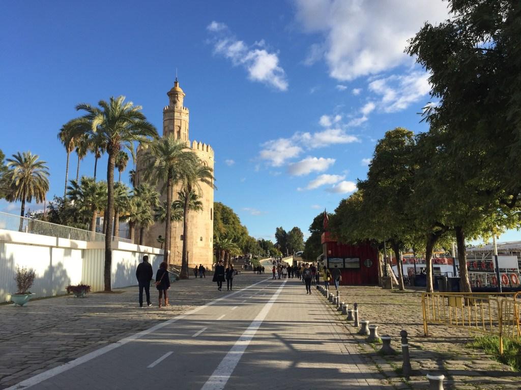 torre del oro séville bonnes adresses