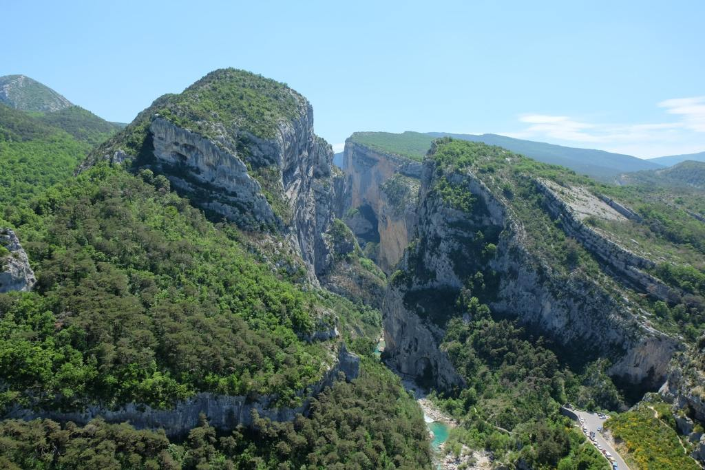 trek gorges du verdon france randonnée