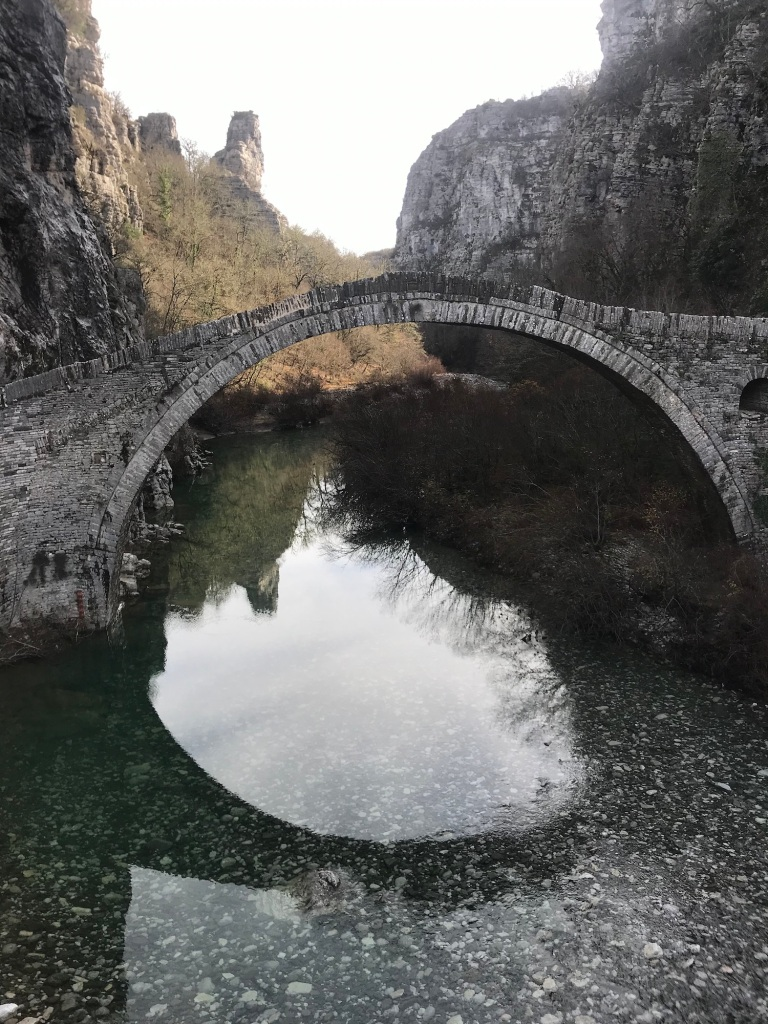 Zagori bridge